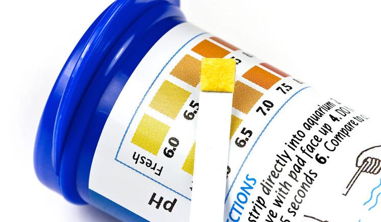 Aquarium pH Test Kit